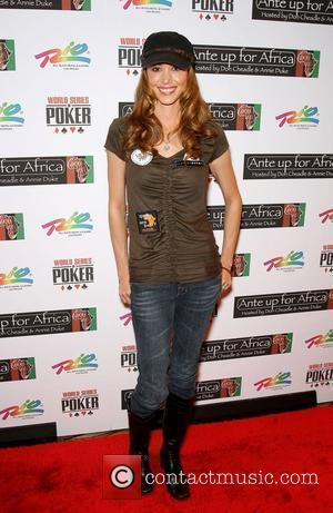 Shannon Elizabeth 2010 Ante Up for Africa at the Rio Hotel and Casino Las Vegas, USA - 03.07.10