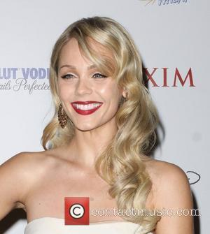 Laura Vandervoort Maxim Hot 100 Party With Harley-Davidson, Absolut Vodka, Ed Hardy Fragrances and Rogaine held At Paramount Studios Los...