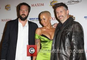 Tom Green, Amber Rose and Harland Williams Maxim Hot 100 Party With Harley-Davidson, Absolut Vodka, Ed Hardy Fragrances and Rogaine...