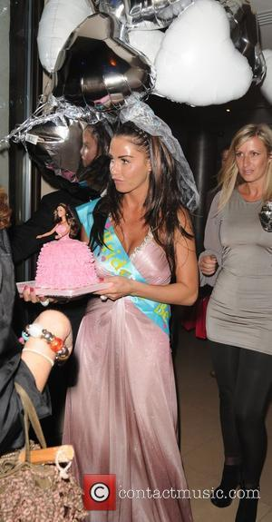 Katie Price and Pink