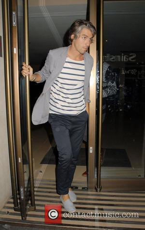 George Lamb  leaves The May Fair Hotel London, England - 16.07.10