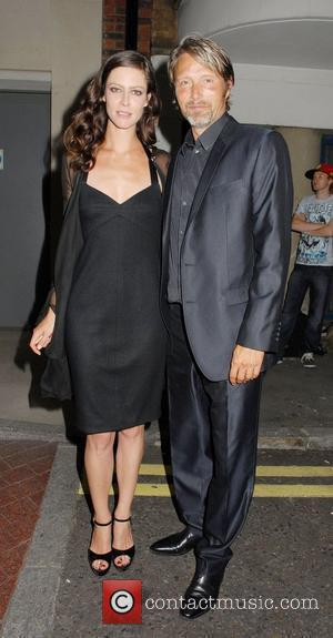 Anna Mouglalis and Mads Mikkelsen