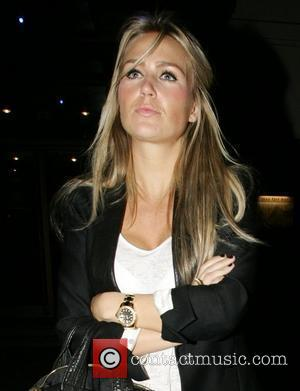 Alex Curran and Leaves