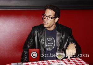 Michael Mayer  A Conversation with Michael Mayer at Sardi's Restaurant New York City, USA - 12.08.10