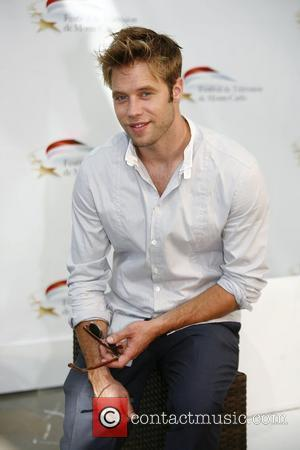 Shaun Sipos and Melrose Place
