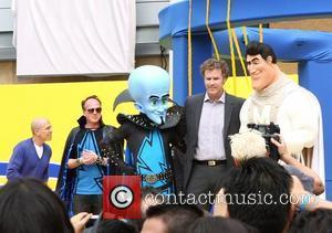 Jeffrey Katzenberg, Celebration, Dreamworks, Tom McGrath and Will Ferrell