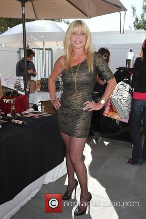 Pamela Bach-Hasselhoff Melanie Segal celebrity retreat in honor of the 2010 MTV Music awards held at the SLS hotel Los...