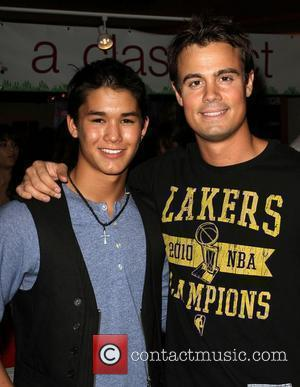 Boo Boo Stewart and Gregory Michael