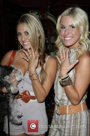 Cassie Scerbo and Friend
