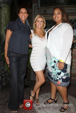 Christine Devine, Melanie Segal, Amber Elis Melanie Segal's Teen Choice Retreat Presented by T.J.Maxx held at the Magic Castle -...