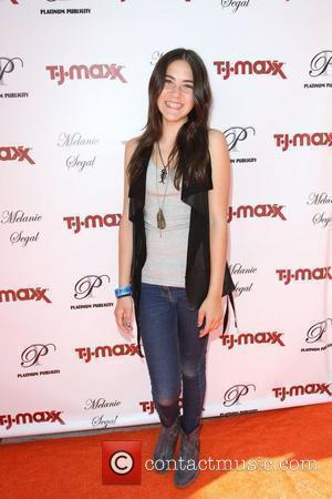 Isabelle Fuhrman Melanie Segal's Teen Choice Retreat Presented by T.J.Maxx held at the Magic Castle - Day 2 Los Angeles,...