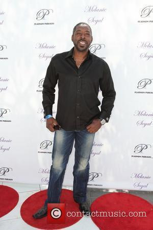 Ernie Hudson Melanie Segal's MTV VMA Retreat - Day 2 - held at The SLS Hotel in Beverly Hills Los...