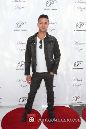 Jai Rodriguez Melanie Segal's MTV VMA Retreat - Day 2 - held at The SLS Hotel in Beverly Hills Los...