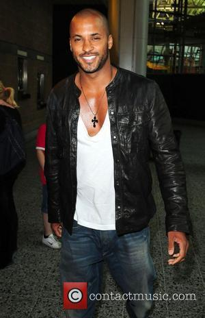 Ricky Whittle arrives at the MEN Arena celebrating its 15th birthday Manchester, England - 15.07.10