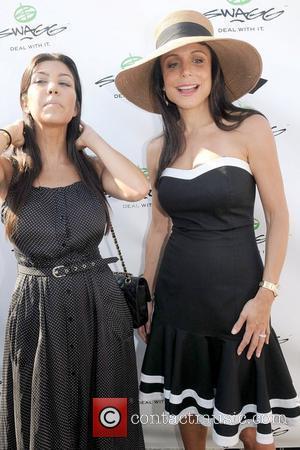 Kourtney Kardashian and Bethenny Frankel