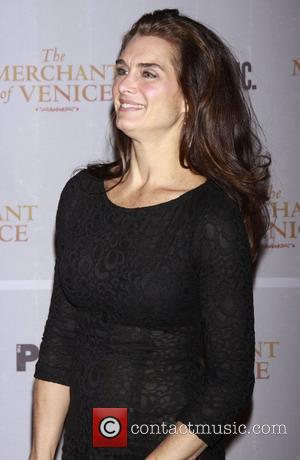Brooke Shields  Opening night celebration of The Public Theater Broadway production of 'The Merchant of Venice' at the Broadhurst...