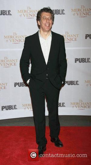 Eric Bogosian  Opening night celebration of The Public Theater Broadway production of 'The Merchant of Venice' at the Broadhurst...