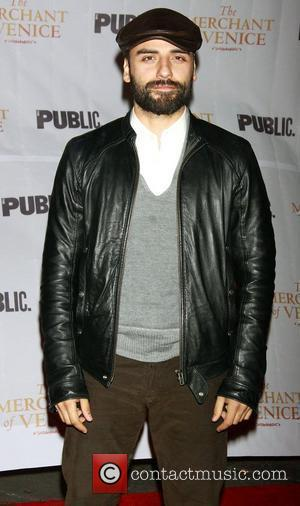 Oscar Isaac  Opening night celebration of The Public Theater Broadway production of 'The Merchant of Venice' at the Broadhurst...