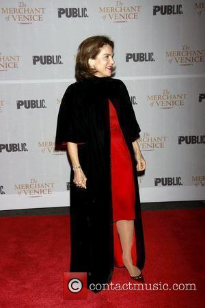 Tovah Feldshuh  Opening night celebration of The Public Theater Broadway production of 'The Merchant of Venice' at the Broadhurst...