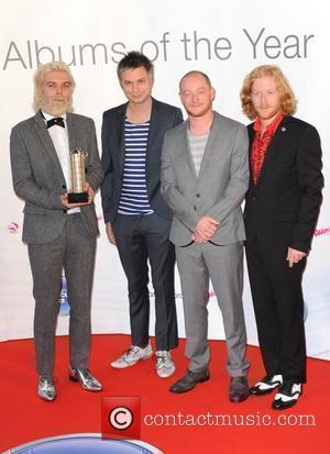 Mercury Music Prize, Grosvenor House, Biffy Clyro