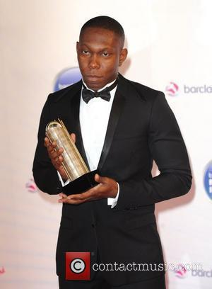 Dizzee Rascal arriving at the 2010 Barclaycard Mercury Music Prize at the Grosvenor House Hotel in London, England - 07.09.10