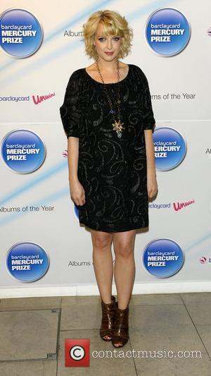 Lauren Laverne Mercury Prize Nominations at The Hospital.  London, England - 20.07.10