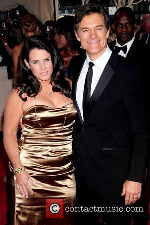 Lisa Oz and Dr. Mehmet Oz The Costume Institute Gala Benefit to celebrate the opening of the 'American Woman: Fashioning...