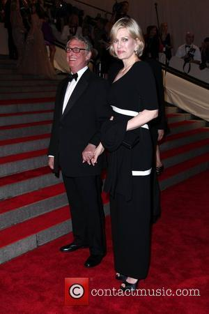 Mike Nichols and Diane Sawyer The Costume Institute Gala Benefit to celebrate the opening of the 'American Woman: Fashioning a...