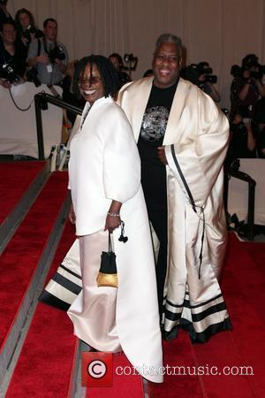 Andre Leon Talley, Metropolitan Museum Of Art, Whoopi Goldberg