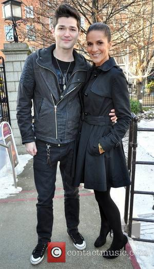 Danny O'Donoghue, Amanda Byram 2010 Meteor Music Awards Nominees announcement held at The Mansion House. The Awards Show will be...
