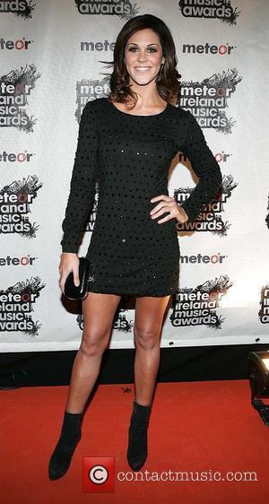 Glenda Gilson Meteor Ireland Music Awards at the RDS Dublin - Arrivals Dublin, Ireland - 19.02.10