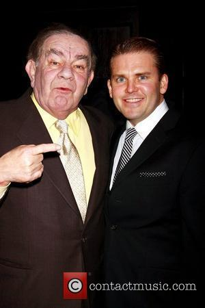 Freddie Roman and Michael Feinstein