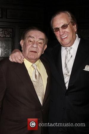Freddie Roman, Danny Aiello and Michael Feinstein