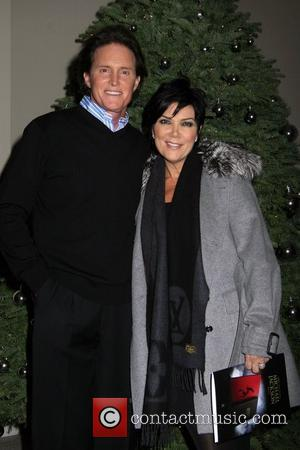 Bruce Jenner and Michael Jackson