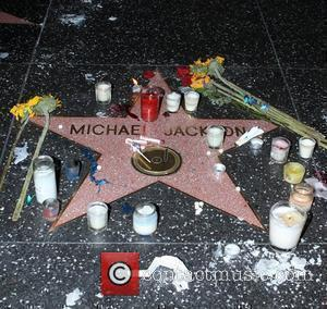 Star On The Hollywood Walk Of Fame, Michael Jackson