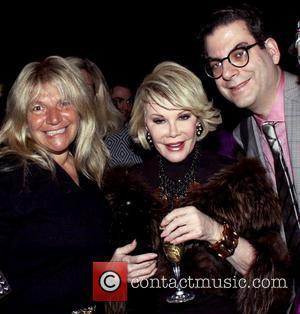 Robin Byrd and Joan Rivers