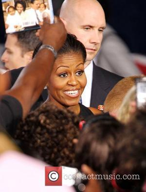 Michelle Obama and Las Vegas