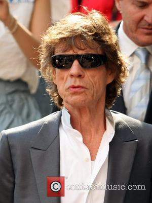 Mick Jagger 2010