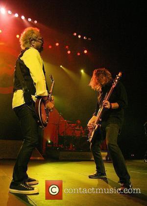 Mick Jones and Jeff Pilson