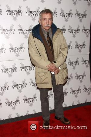 Edward Albee Opening night of the Off-Broadway production of 'Middletown' at the Vineyard Theatre - Arrivals.  New York City,...