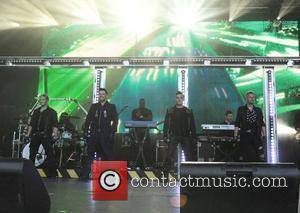 Westlife  Midlands Music Festival at Tamworth Castle - Day 2 Birmingham, England - 18.07.10