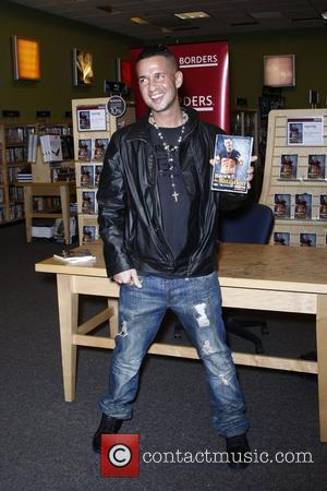Mike Sorrentino aka 'The Situation'  Mike Sorrentino aka 'The Situation' at a book signing for his book 'Here's The...