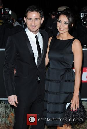 Frank Lampard and Christine Bleakley A Night Of Heroes: The Sun Military Awards held at the Imperial War Museum. London,...