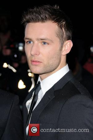 Harry Judd and Mcfly