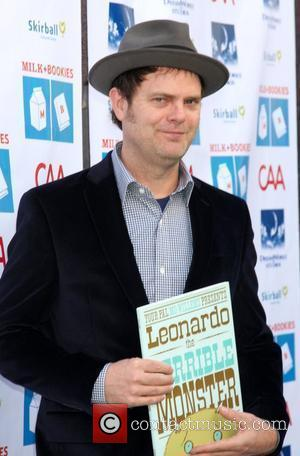 Rainn Wilson Milk and Bookies first annual story time celebration held at the Skirball cultural center Los Angeles, California -...