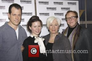 Darren Pettie, Maggie Lacey, Olympia Dukakis and Edward Hibbert Meet & Greet with the cast of the upcoming Off-Broadway production...