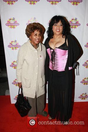 Marla Gibbs and Jackee Harry Jackee Harry unveils her own signature mikshake the 'Jackee Frappe' at Millions of Milkshakes in...