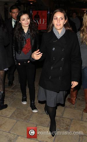 Miranda Cosgrove attends the Make-A-Wish Foundation's 5th annual Season Of Wishes holiday campaign Los Angeles, California - 22.12.09