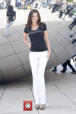 Miranda Kerr and Chicago