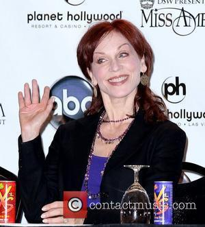 Marilu Henner 2011 Miss America judge's press conference at Planet Hollywood Resort and Casino Las Vegas, Nevada - 12.01.11